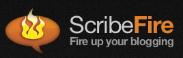 ScribeFire is a blog posting extension for the Firefox web browser