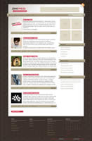 The ZinePress WordPress theme by Andrew Lindstrom